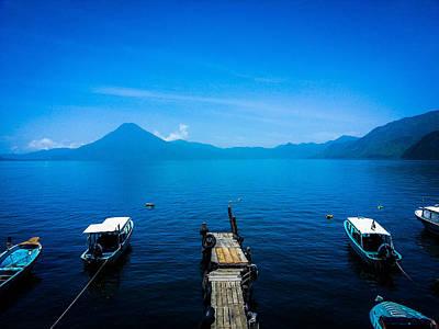 Panajachel Photograph - Lake Atitlan #2 by Brandyn King