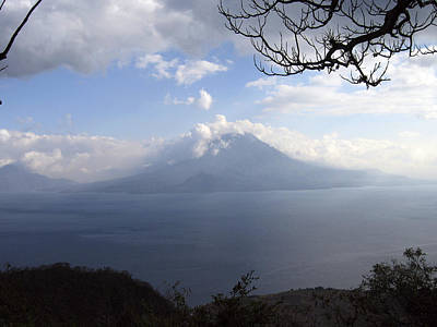Photograph - Lake Atitlan II by Kurt Van Wagner