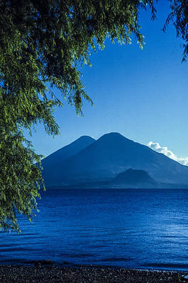 Lake Atitlan Art Print