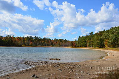 Photograph - Lake But No Dock by Randy J Heath