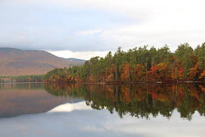 Photograph - Chocorua Lake  by Jeffery Akerson