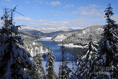 Photograph - Lake Coeur D 'alene by Cindy Murphy - NightVisions
