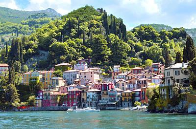 Lake Como - Italy Art Print