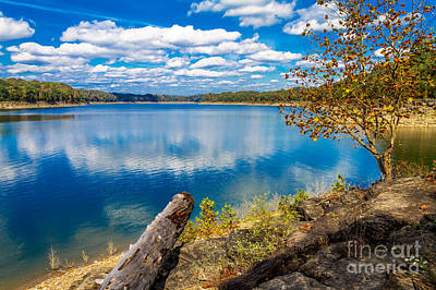 Photograph - Lake Cumberland by Ken Frischkorn