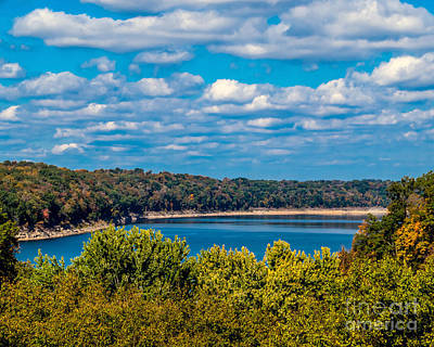 Photograph - Lake Cumberland One by Ken Frischkorn