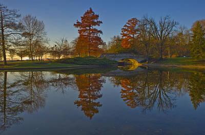 Photograph - Lake Dr. Mirror by Rick Hartigan