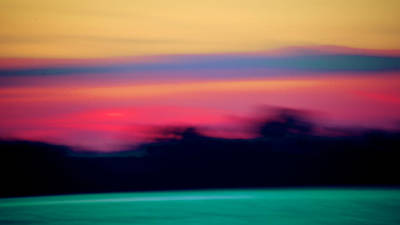 Alejandro Gutierrez Photograph - Lake Erie Sunset - II by Alejandro Gutierrez
