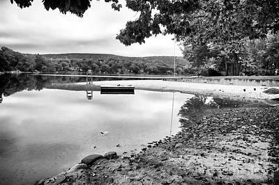 Photograph - Lake Framing by John Rizzuto