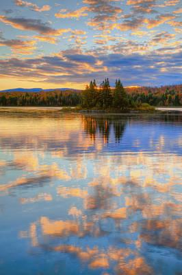 Photograph - Lake Francis Morning by Denise Bush