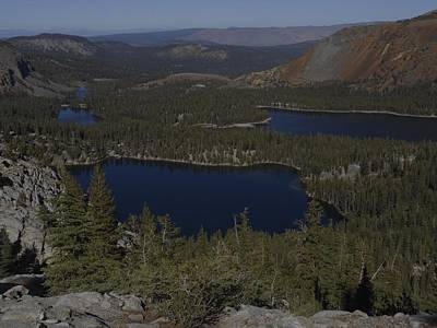 Photograph - Lake George Lake Mary Twin Lakes by Don Kreuter