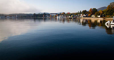 Photograph - Lake George New York by David Patterson