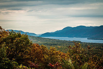 Photograph - Lake George by Sara Frank