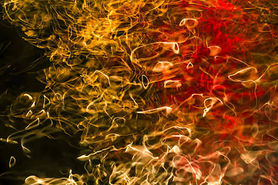 Digital Art - Lake Havasu Holiday Reflections by Georgianne Giese