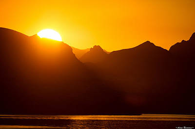 Lake Havasu Sunrise 2 Art Print