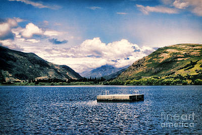 Photograph - Lake Hayes - Queenstown by Karen Lewis