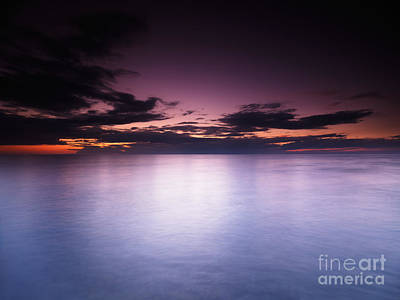 Pinery Photograph - Lake Huron Beautiful Dramatic Twilight Scenery by Oleksiy Maksymenko