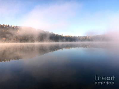 Photograph - Lake In October by Cristina Stefan