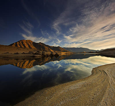 Photograph - Lake Isabella  Mg_8082 by David Orias