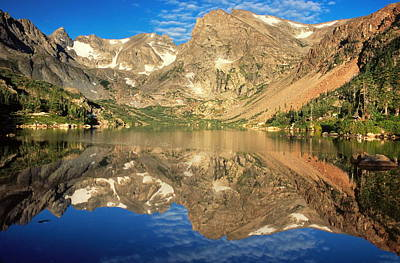 Kim Fearheiley Photography - Lake Isabelle by Eric Glaser