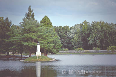 Washington Indiana Photograph - Lake Isle by Amanda Nelson