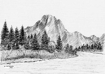 Lake Jackson Art Print