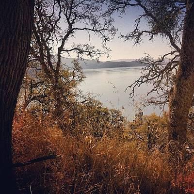 Landscapehunter Photograph - #lake #landscape #landscapehunter by Karen Clarke