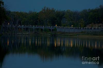 Photograph - Lake Lenexa by Liane Wright