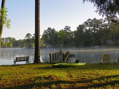 Photograph - Lake Life by Lisa Wooten
