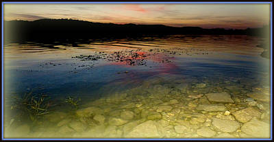 Photograph - Lake Light by David Kovac