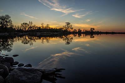 Lake Louise Photograph - Lake Louise by Aaron J Groen