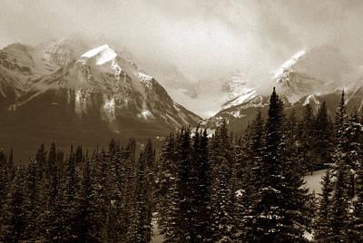 Photograph - Lake Louise by Michael Kirk