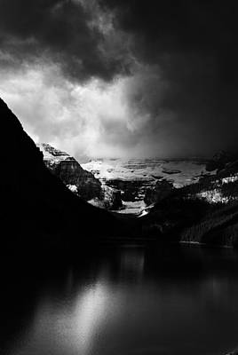 Lake Louise Original by Yuri Santin