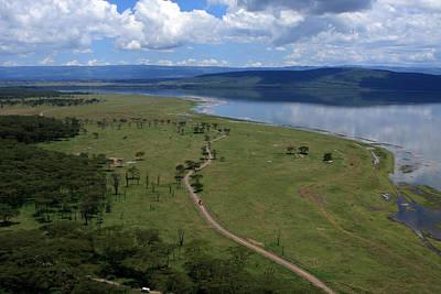 Photograph - Lake Manyara - Tanzania - East Africa. by Aidan Moran