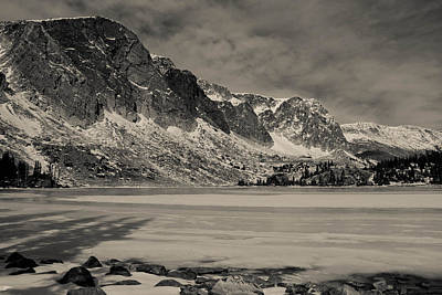 Photograph - Lake Marie by Angelique Rea