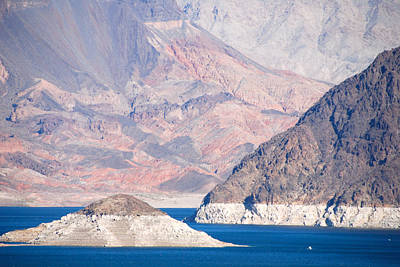 Photograph - Lake Mead National Recreation Area by John Schneider