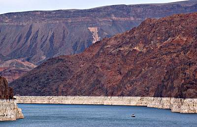 Photograph - Lake Mead Nevada by Bob Pardue