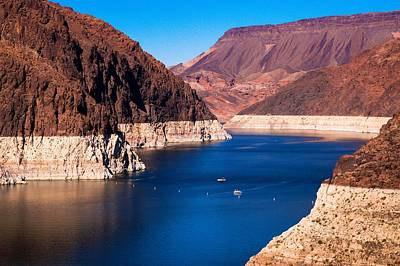 Photograph - Lake Mead by William Shevchuk