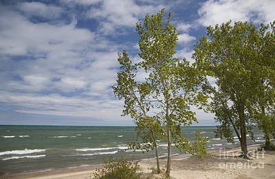 Photograph - Lake Michigan by Jim West