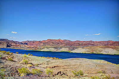 Photograph - Lake Mohave 2 by David Foster