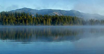 Photograph - Lake Nahwatzel by Shari Sommerfeld