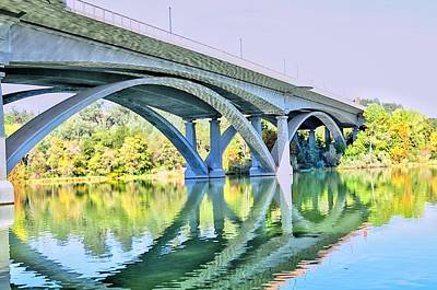 Lake Notoma Bridge Original