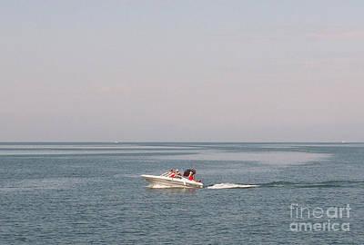 Lake Of Geneva Original by Evgeny Pisarev