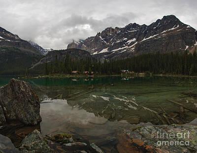 Photograph - Lake O'hara by Charles Kozierok
