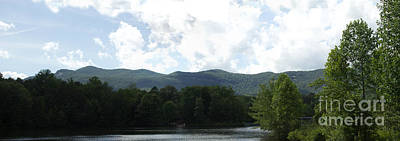 Clarks Hill Lake Photograph - Lake Oolenoy 2 by Sandra Clark
