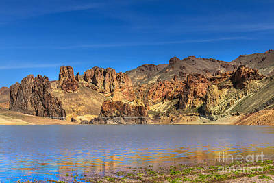 Photograph - Lake Owyhee by Robert Bales