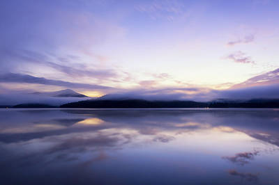 Photograph - Lake Placid At Dawn by Denise Bush