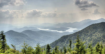 Photograph - Lake Placid by Walt Sterneman
