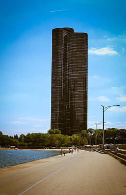 Photograph - Lake Point Tower by Kathleen Scanlan