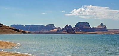 Lake Powell Art Print