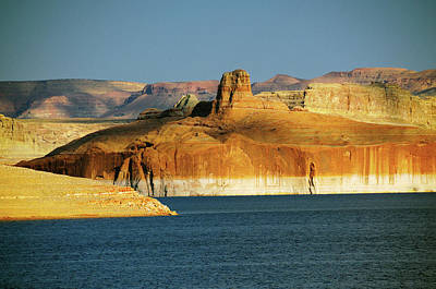 Lake Powell, Glen Canyon National Art Print